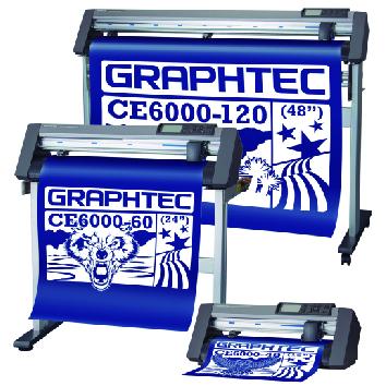 Familia-Graphtec-CE6000