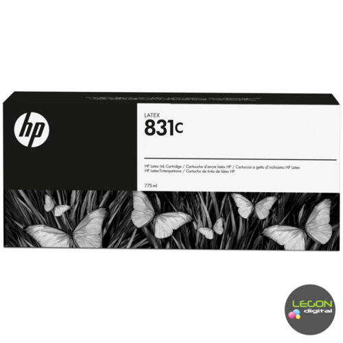 cz69xa 500x500 - Cartucho HP Latex 831C