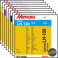 spc 0659x etiqueta 200x200 - Cartucho Mimaki LH-100