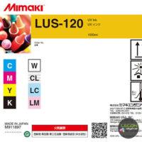 lus12 x ba etiqueta 200x200 - Botella Mimaki LUS-120