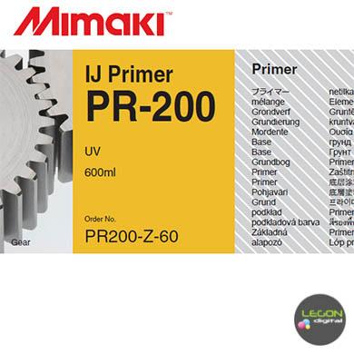 pr200 z 60 etiqueta - Bolsa Mimaki PR-200