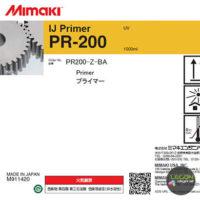 pr200 z ba etiqueta 200x200 - Botella Mimaki PR-200