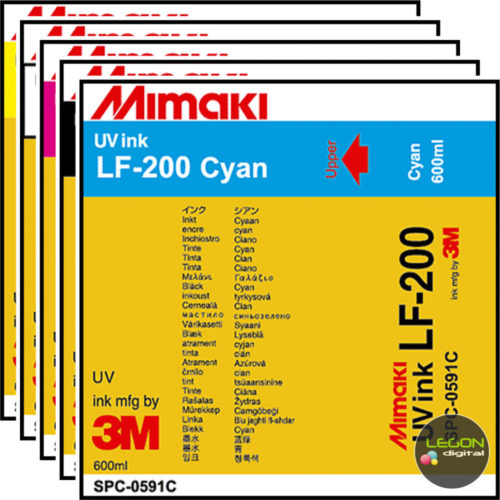spc 0591x etiqueta 500x500 - Bolsa Mimaki LF-200