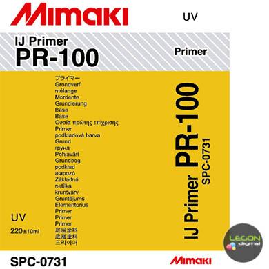 spc 0731 etiqueta - Cartucho Mimaki PR-100