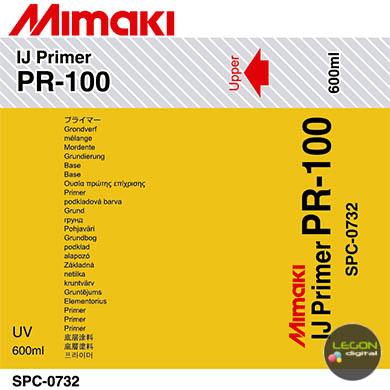 spc 0732 etiqueta - Bolsa Mimaki PR-100