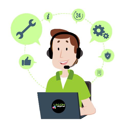 asistencia telefonica - Servicio técnico