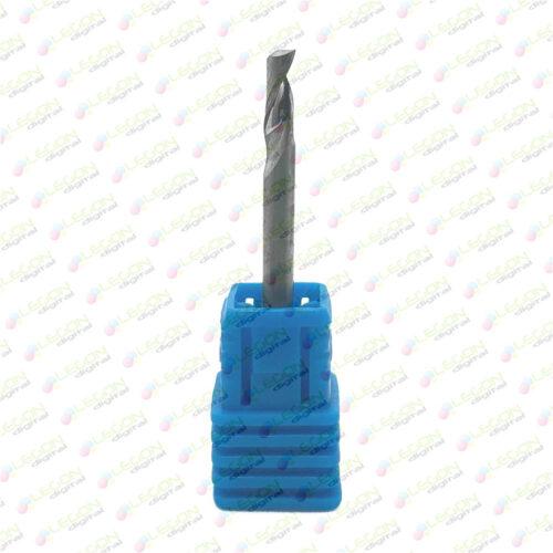 BKT DLLX3080 500x500 - Fresa aluminio, latón, zinc, cobre, magnesio y metales blandos 3,175 x 8 x 38mm