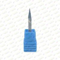BKT BN2031 200x200 - Fresa grabado punta redonda para plásticos y madera 3,175 x V30º x 33mm