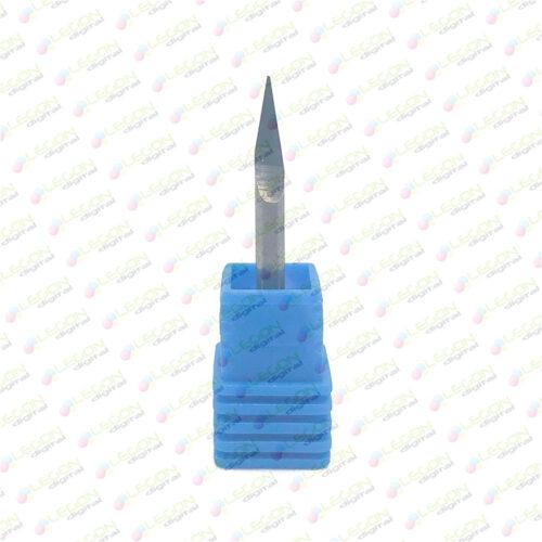 BKT BN2031 500x500 - Fresa grabado punta redonda para plásticos y madera 3,175 x V30º x 33mm
