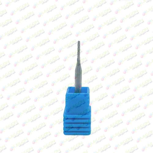BKT DCL1.210 500x500 - Fresa alta precisión down cut carbono, plásticos y madera 1,2 x 10 x 38mm