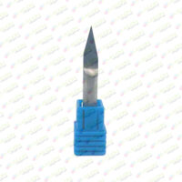 BKT DV306 200x200 - Fresa grabado plásticos, madera y aluminio 6 x V30º x 45mm