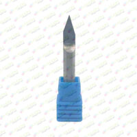 BKT DV456 200x200 - Fresa grabado plásticos, madera y aluminio 6 x V45º x 45mm