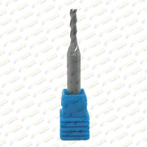 BKT STLLX3012 500x500 - Fresa aluminio, latón, zinc, cobre, magnesio y metales blandos 3 x 12 x 50mm