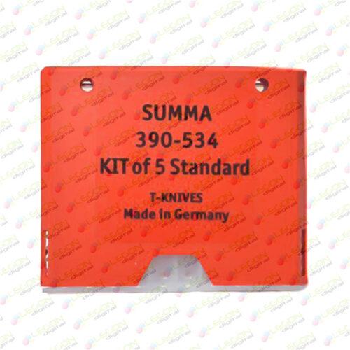 390 534 01 500x500 - Cuchilla tangencial Summa estándar 36º (5u) [390-534]