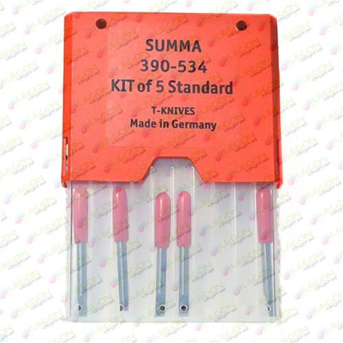 390 534 02 500x500 - Cuchilla tangencial Summa estándar 36º (5u) [390-534]