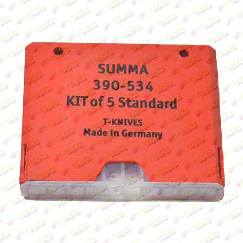 390 534 03 500x500 - Cuchilla tangencial Summa estándar 36º (5u) [390-534]