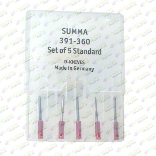 391 360 01 500x500 - Cuchilla Summa estándar 36º (5u) [391-360]