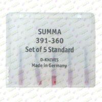 391 360 03 200x200 - Cuchilla Summa estándar 36º (5u) [391-360]