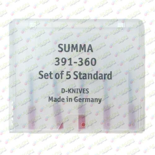 391 360 03 500x500 - Cuchilla Summa estándar 36º (5u) [391-360]