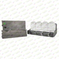 napis b15 cr 4s 01 200x200 - Sistema BULK horizontal de 4 cartuchos para 4 botellas