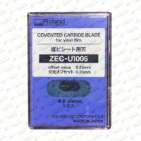 zec u1005 01 200x200 - Cuchilla Roland alta duración para vinilo de rotulación (5u) [ZEC-U1005]