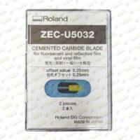 zec u5032 01 200x200 - Cuchilla Roland alta duración para vinilo de rotulación, film fluorescente y reflectivo (2u) [ZEC-U5032]