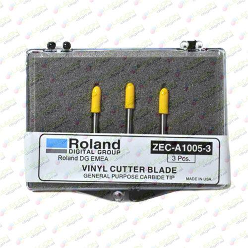 zeca1005 3 01 500x500 - Cuchilla Roland estándar para vinilo de rotulación (3u) [ZECA1005-3]