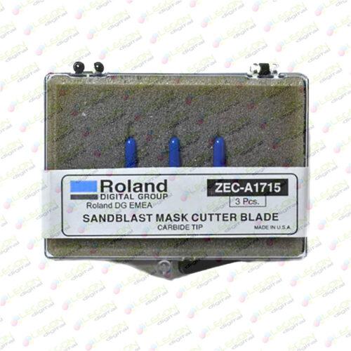 zeca1715 3 01 500x500 - Cuchilla Roland estándar para sandblast (3u) [ZECA1715-3]