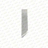 KNF SYP0.65 4530 200x200 - Cuchilla 0,65mm grosor, 45º, 30mm largo max