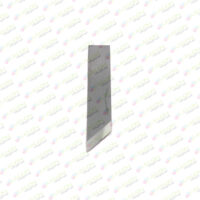 KNF SYP1.0 4530 200x200 - Cuchilla 1mm grosor, 45º, 30mm largo max