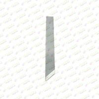 KNF SYP1.0 4555 200x200 - Cuchilla 1mm grosor, 45º, 55mm largo max