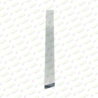 KNF SYP1.0 7555 200x200 - Cuchilla 1mm grosor, 75º, 55mm largo max