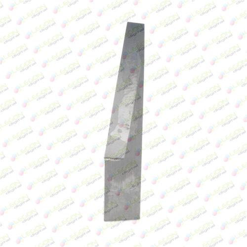 KNF A2183 500x500 - Cuchilla 0,65mm grosor, 74º, 30mm largo max