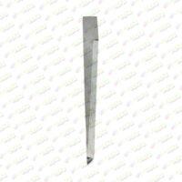 KNF SYP1.0 8555 200x200 - Cuchilla 1mm grosor, 85/45º, 55mm largo max