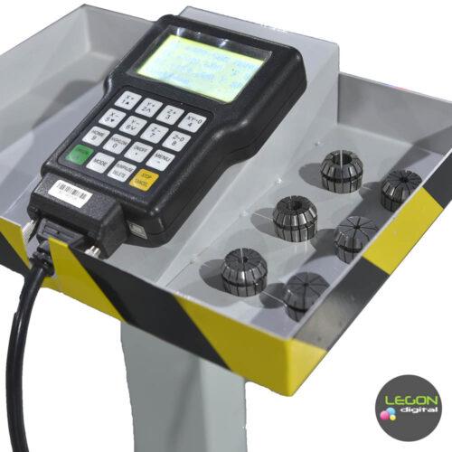 widcnc r120 03 500x500 - Fresadora CNC widcnc R120