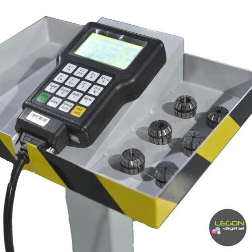 widcnc r130 07 500x500 - Fresadora CNC widcnc R130