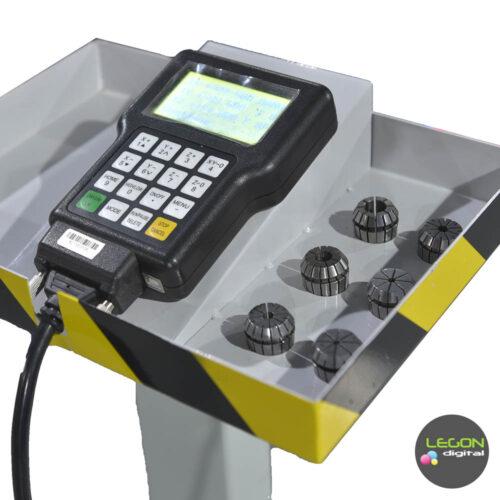 widcnc r150e 07 500x500 - Fresadora CNC widcnc R150e
